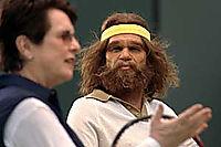 King caveman Geico