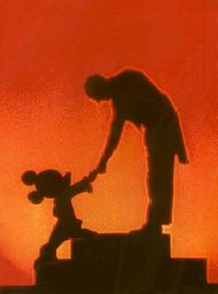 Mickey in concert