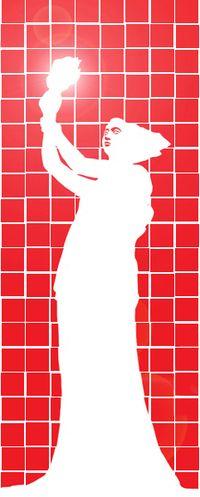 Goddess of democracy China June 4 89