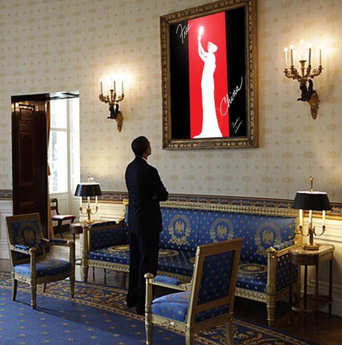 Obama and Free China