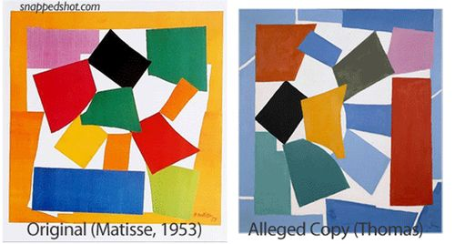 Paintings Ledbetter compared