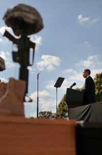 Obama at Fort Hood
