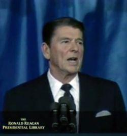 Reagan evil empire