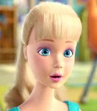 Barbie in Toy Story 3