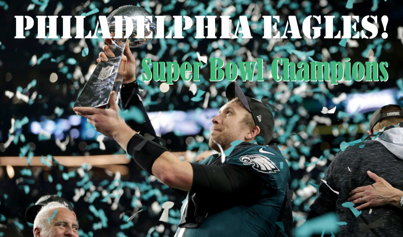 Eagles Foles Super Bowl this final 2018