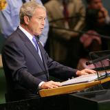 Bush_speaking_at_un