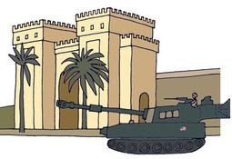 Iraq_museum_tank