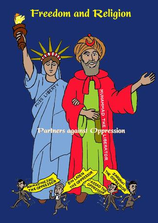 Muhammad cartoons
